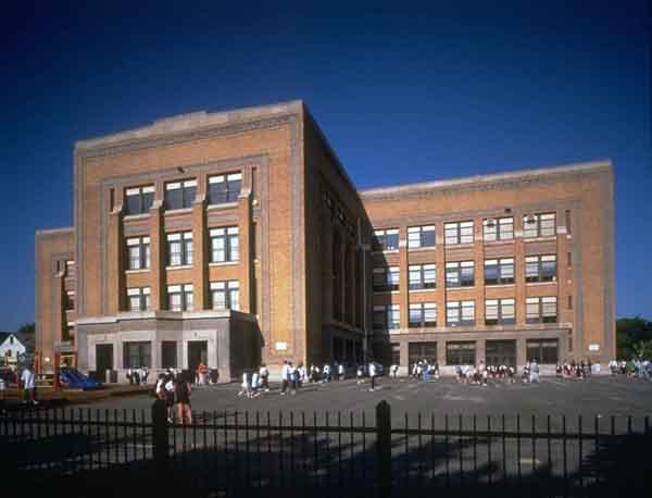 Chicago Public Schools Bauerlatoza Studio
