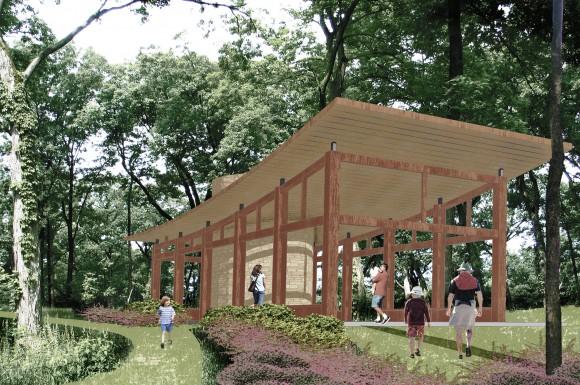 Morton Arboretum Bauerlatoza Studio