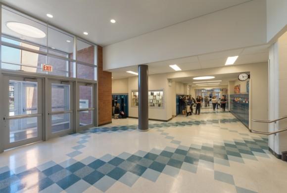Modern Kindergarten Classroom Design ~ Onahan elementary school annex bauerlatoza studio
