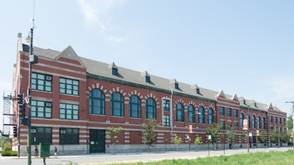Chicago Public Schools Architect Of Record. CPS ...